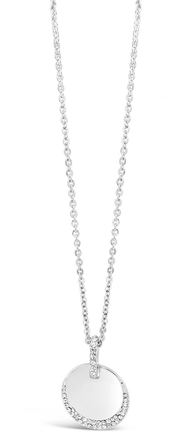 ABSOLUTE N2101SL SILVER NECKLACE