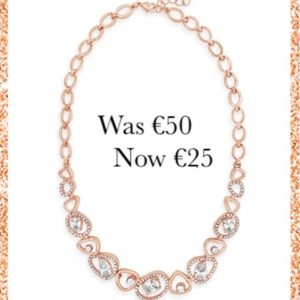 ABSOLUTE SALE NECKLACE N1187RS