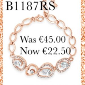 ABSOLUTE SALE BRACELET B1187RS
