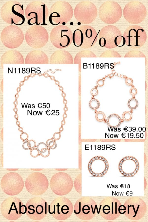ABSOLUTE SALE SET N1189RS B1189RS E1189RS