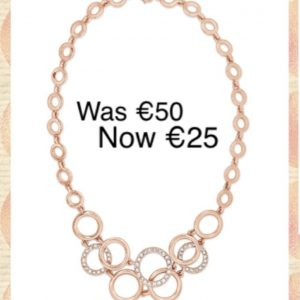 ABSOLUTE SALE NECKLACE N1189RS