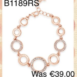 ABSOLUTE SALE BRACELET B1189RS