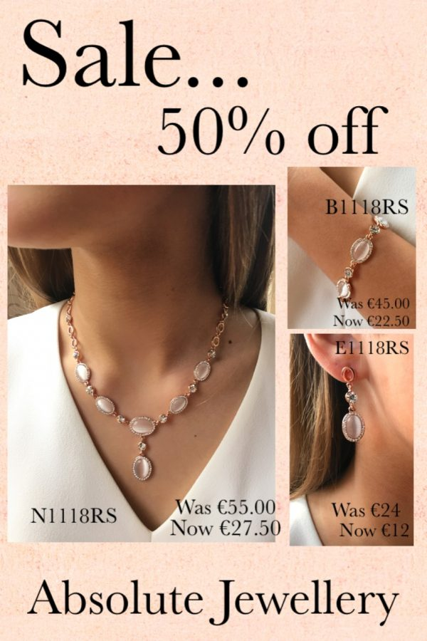 ABSOLUTE NUDE STONE SET N1118RS B1118RS E1118RS