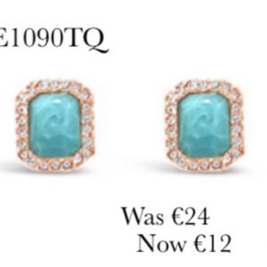 Absolute SALE Turquoise Earrings E1090TQ