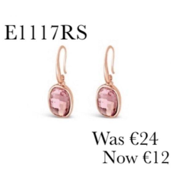 Absolute SALE E1117RS Drop Earrings