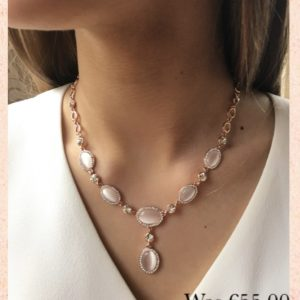 ABSOLUTE SALE N1118RS Necklace
